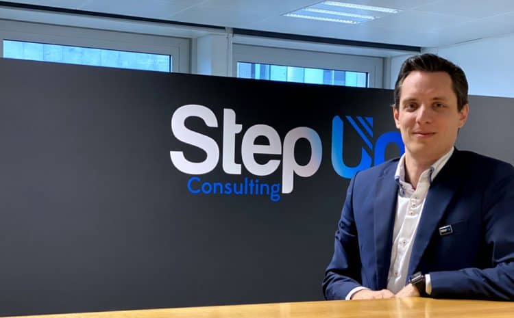StepUp Consulting (Evert Verlinden) wint jubileumeditie